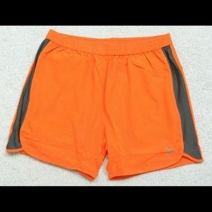 Orange Theory Orange & Gray Man's Polyester Spande